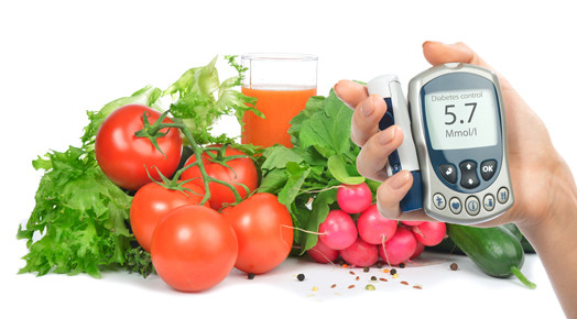 Питание и диета при сахарном диабете