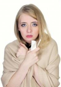 Не запускайте обычную простуду и насморк