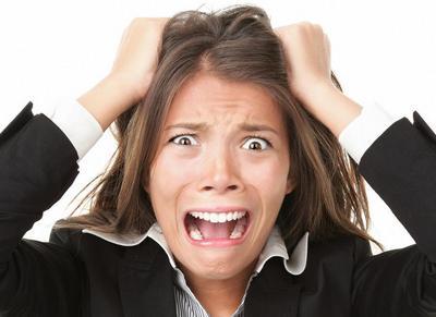 Стресс может стать причиной развития гастрита