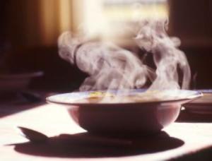 В период появления гнойников необходимо отказаться от горячей пищи