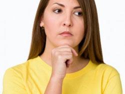 Желтые выделения при беременности