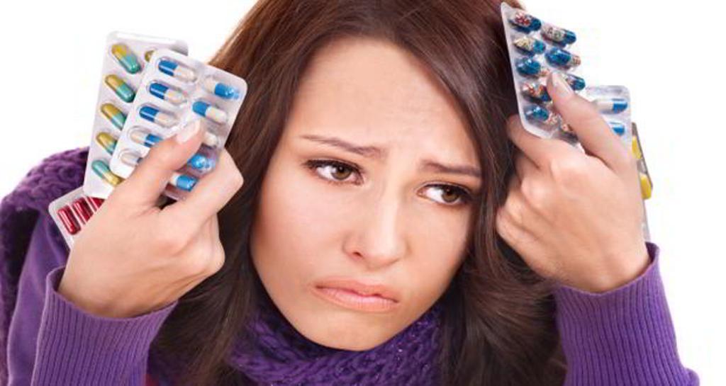 Лекарственные средства при мигрени