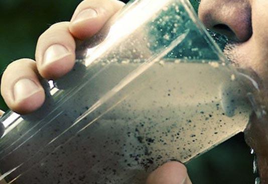 вода – основной путь передачи холеры