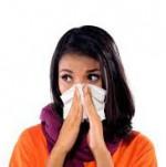 закладывает нос без насморка при беременности