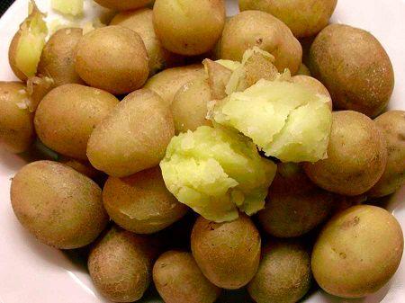 Лечение картофелем при кашле у грудничков