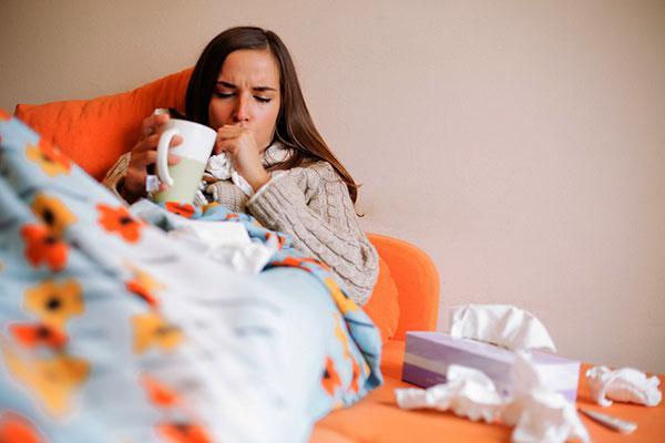 кашель на ранних сроках беременности