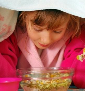 ингаляции при сухом кашле у ребенка
