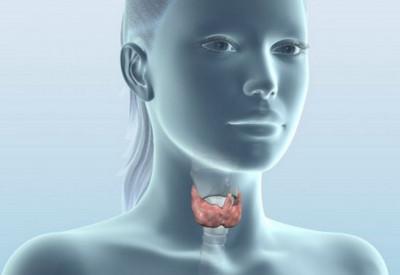 О кисте щитовидной железе