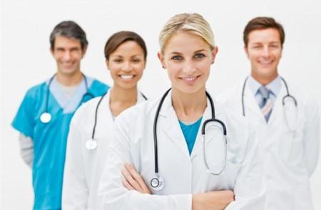 Консультация диабетика у врачей