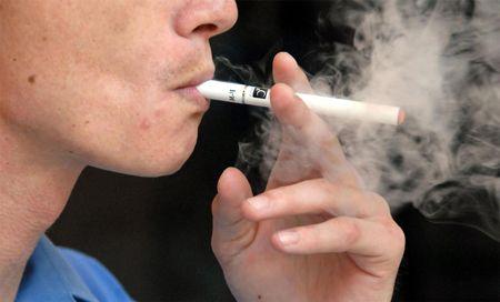 Курение при бронхите