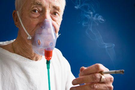 Вред курения при бронхите