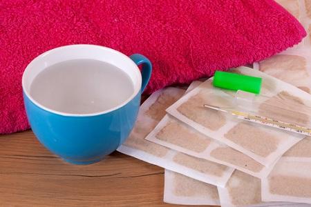 Горчичники - эффективное средство при ларингите