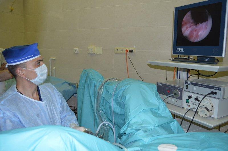 Аденома простати: як проводиться операція лазером