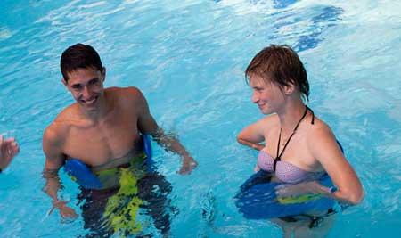 лечебная аквагимнастика