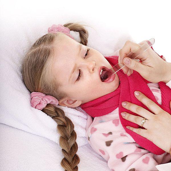 эффективное лечение ангины у детей