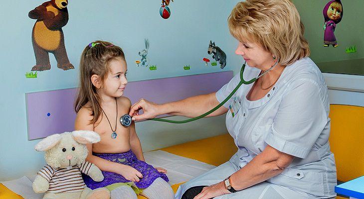 Лечение бронхита у детей без антибиотиков