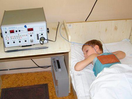 Электрофарез при обструктивном бронхите у детей