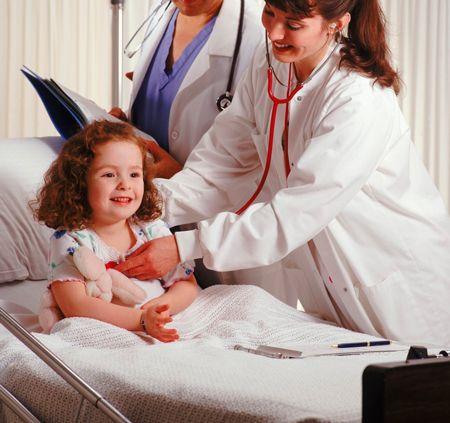 Лечение обструктивного бронхита у детей в стационаре