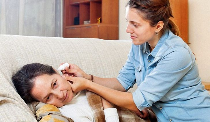 Лечение отита в домашних условиях