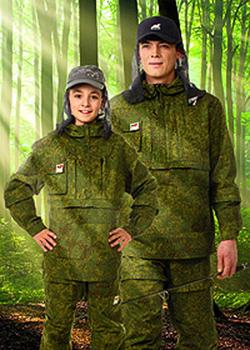 защитная одежда от заползания клещей