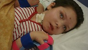 мальчик с лейкоэнцефалитом