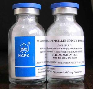 Чаще всего назначают пенициллиновые антибиотики