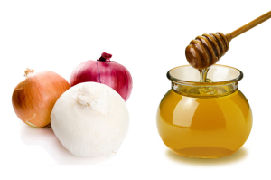 Лечение луковым соком с медом