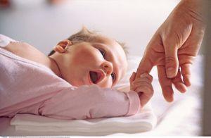 Мышечный тонус у младенцев