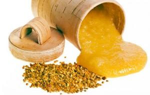мед и перга