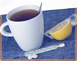 Лечение антибиотиками сопровождается теплым обильным питьем