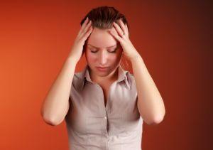 приступ мигрени