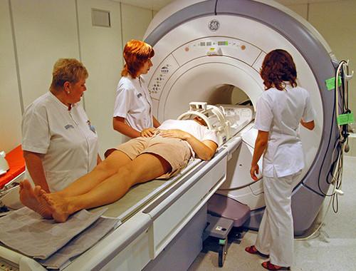 МРТ диагностика микроаденомы гипофиза