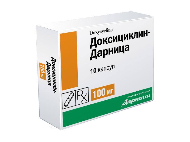 Препарати для лікування хламідіозу у чоловіків