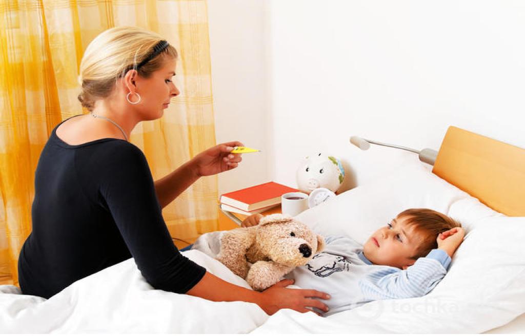 Профилактика ангины у детей и взрослых