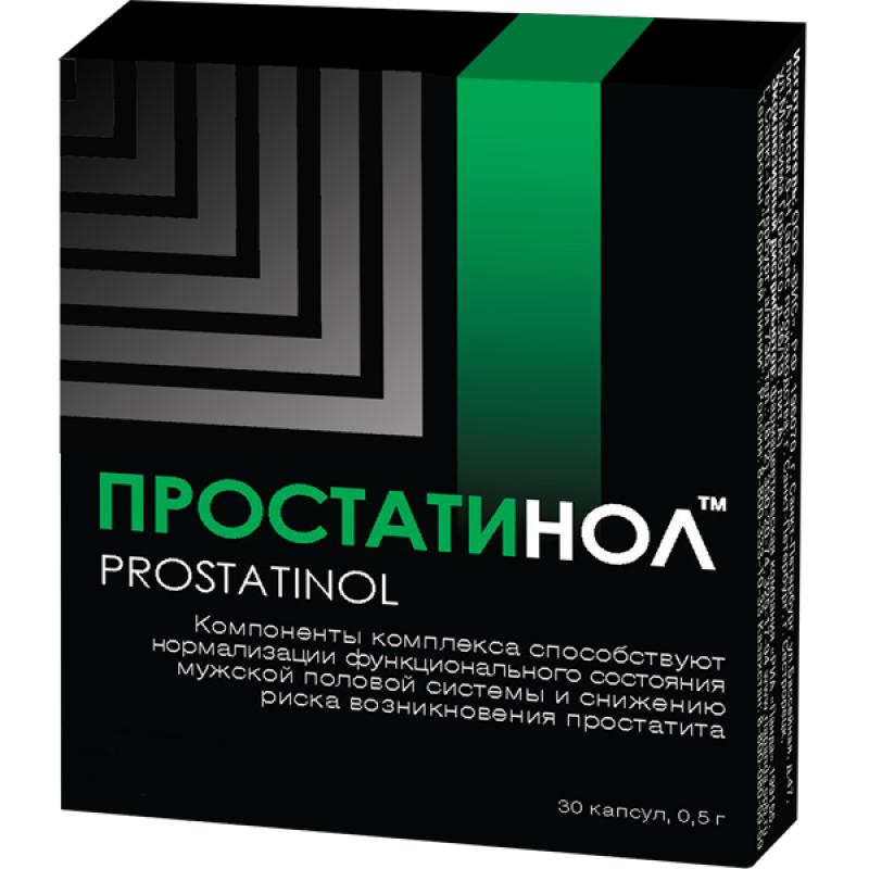 Простатінол: інструкція із застосування, аналоги препарату