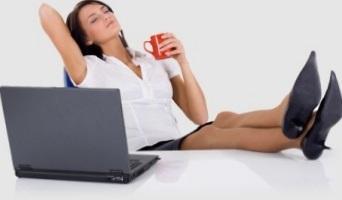 Релаксация на работе