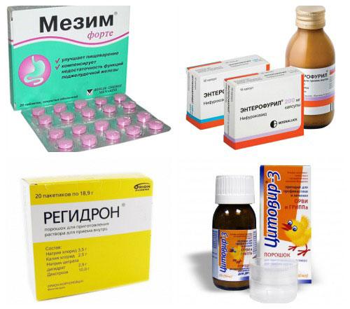 препараты для лечения ротавирусной инфекции