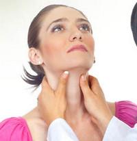 Симптомы щитовидки