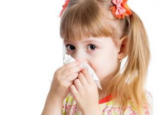 как лечить синусит у детей