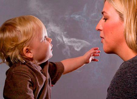 Табачный дым как фактор развития бронхоспазма