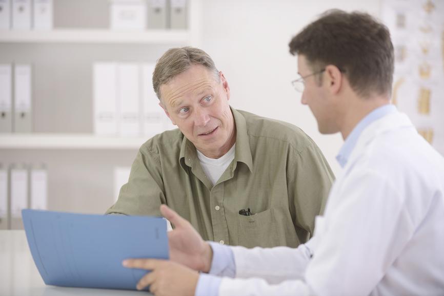 Лікування молочниці у чоловіків