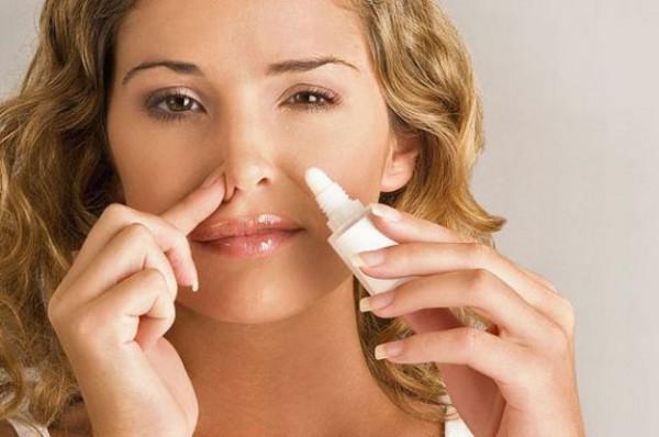 спрей от гайморита с антибиотиком