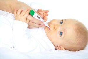 температура у младенца