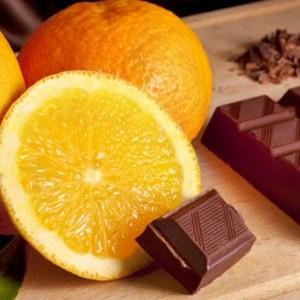 цитрусовые, шоколад