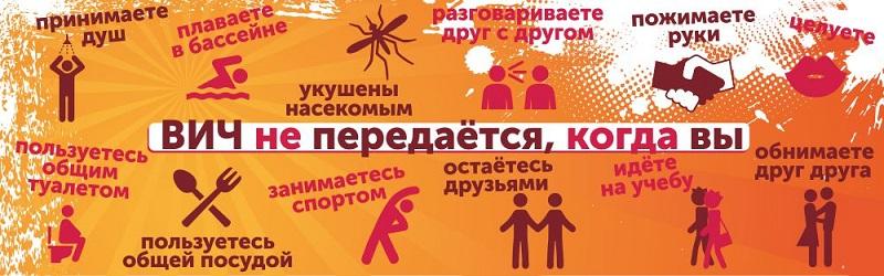 Як можна заразитися ВІЛ-інфекцією це повинен знати кожен!